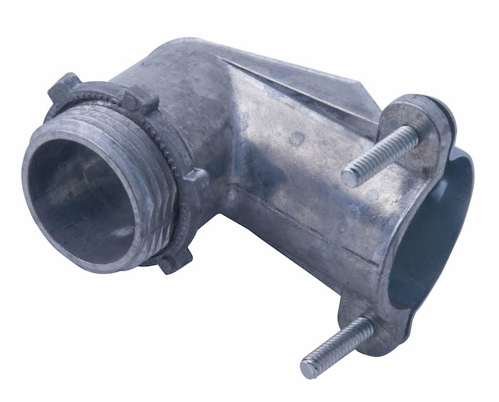 Conector Greenfield Curvo 3/8 Image