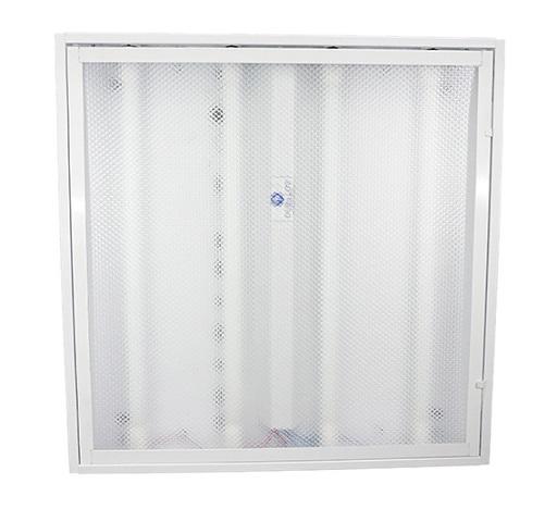 Luminaria de Cielo Raso Led 2 a 4 tubos de 9W / 2