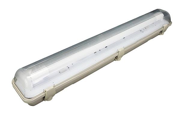 Luminaria Waterproof Led de 1 tubo de 9W y 18W Image