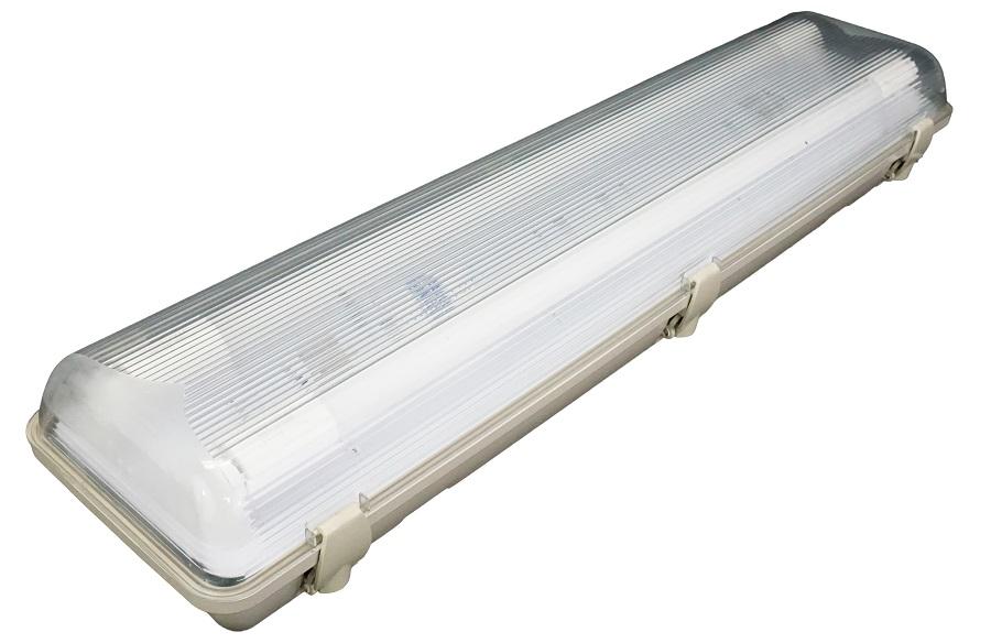 Luminaria Waterproof Led de 2 tubos de 9W y 18W Image