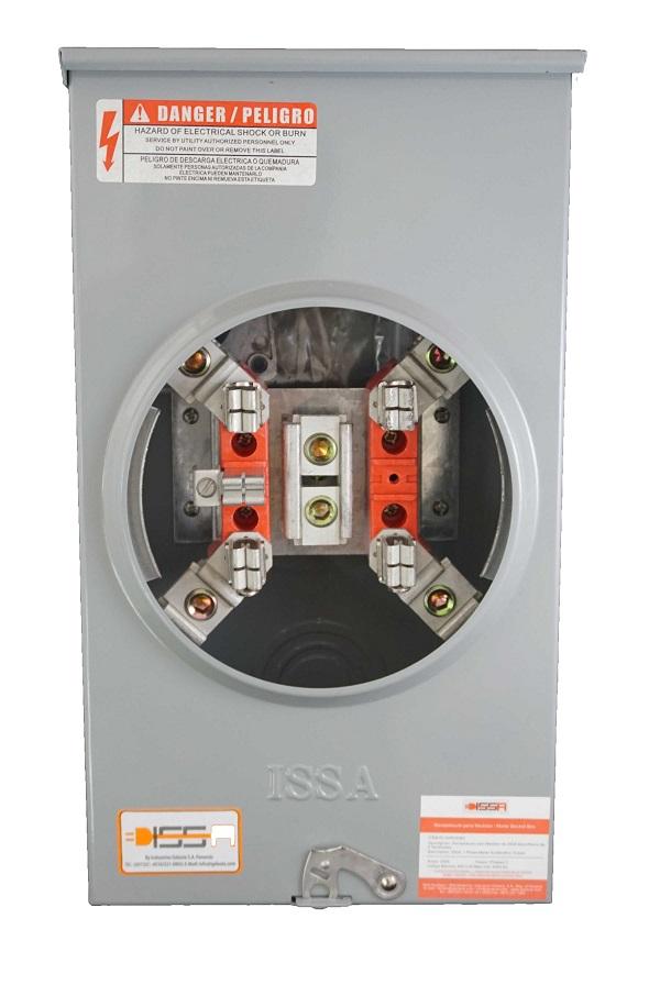 Medidor Monofásico de 200 amp Image