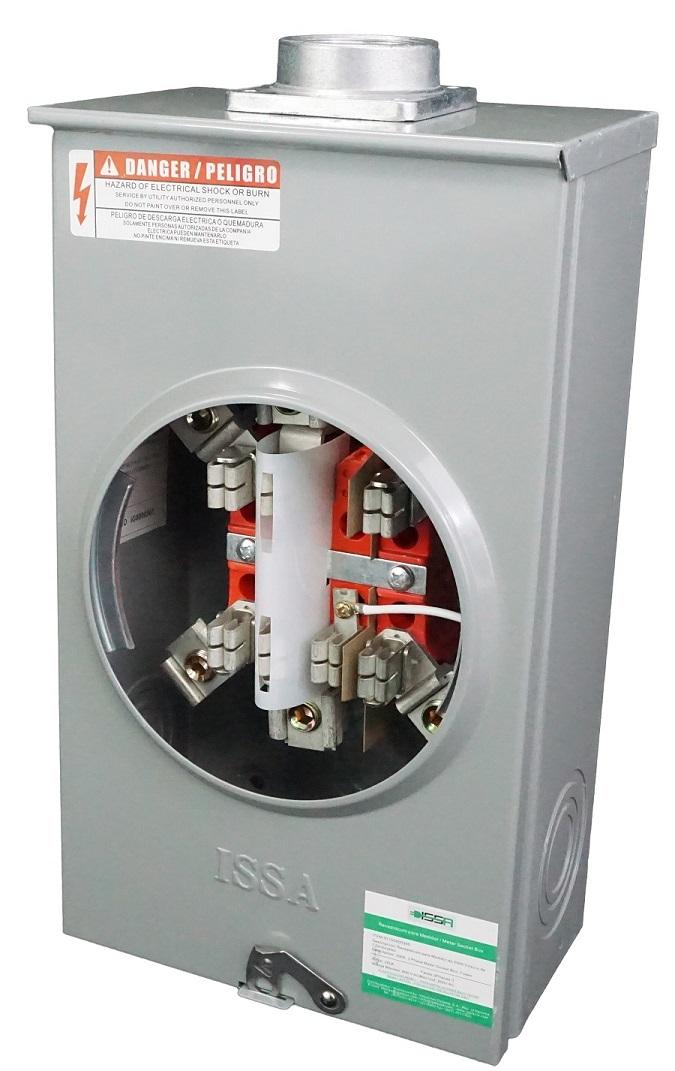 Medidor Trifásico de 100 a 200 amp Image
