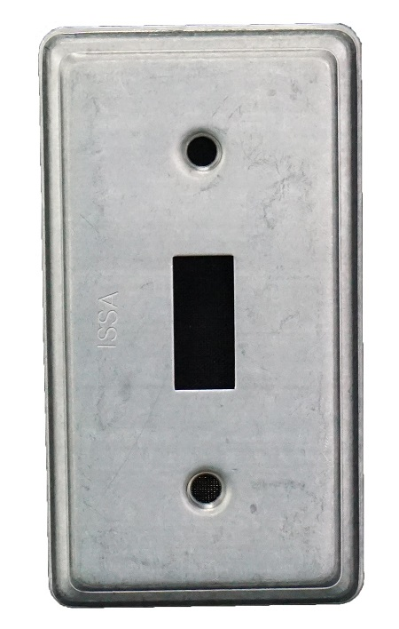 "Tapa Switch Metal 2""X4"" Image"